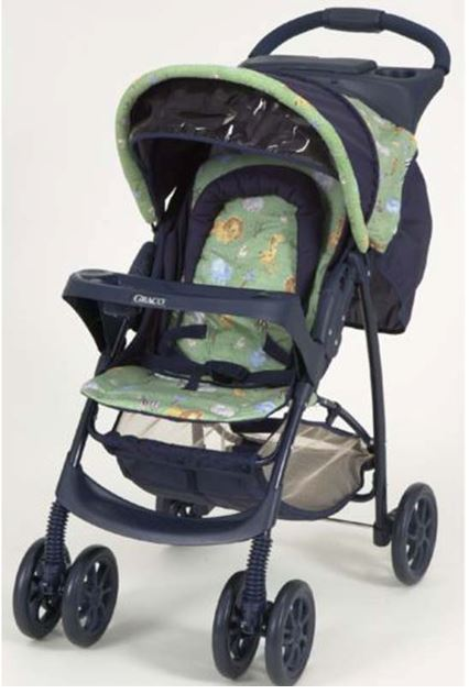 Graco Breeze Model Stroller