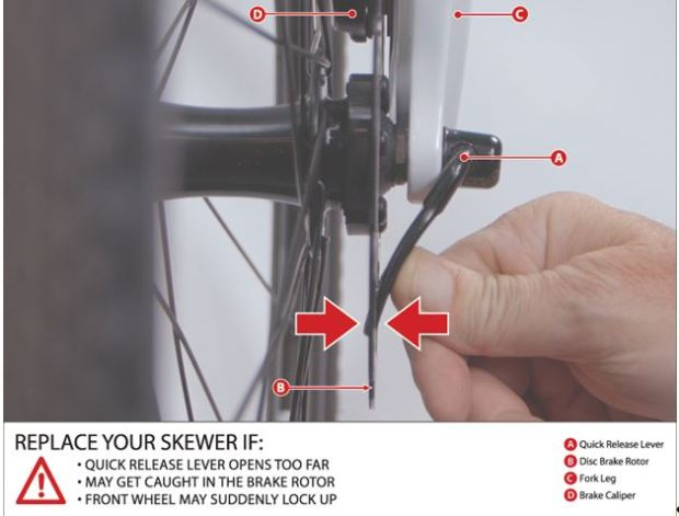 Bicycle Defect